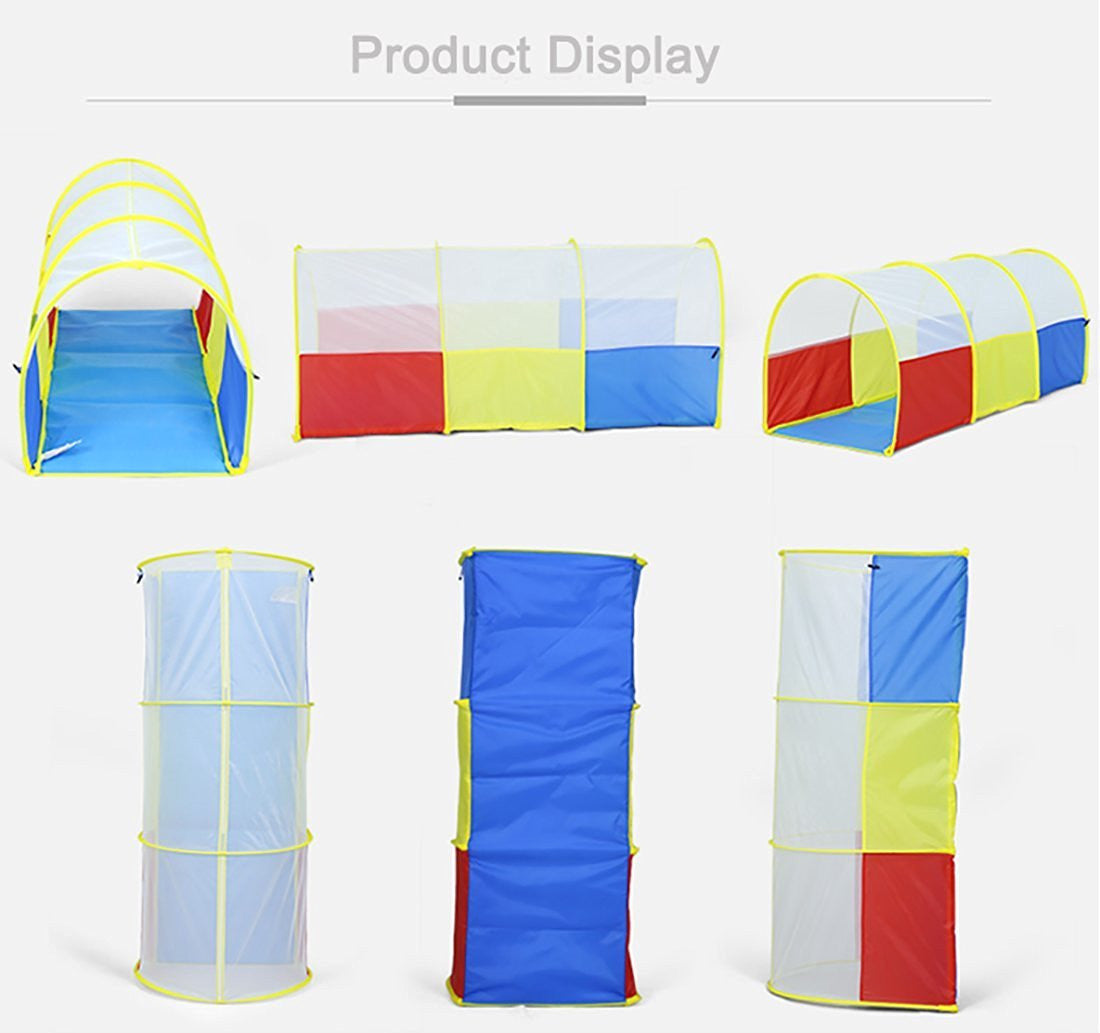 ... Truedays Arched Play Tunnel Toy Tent Child Kids Discovery Tube Play tent 51.6u0027u0027 ...  sc 1 st  TRUEDAYS & Truedays Arched Play Tunnel Toy Tent Child Kids Discovery Tube ...