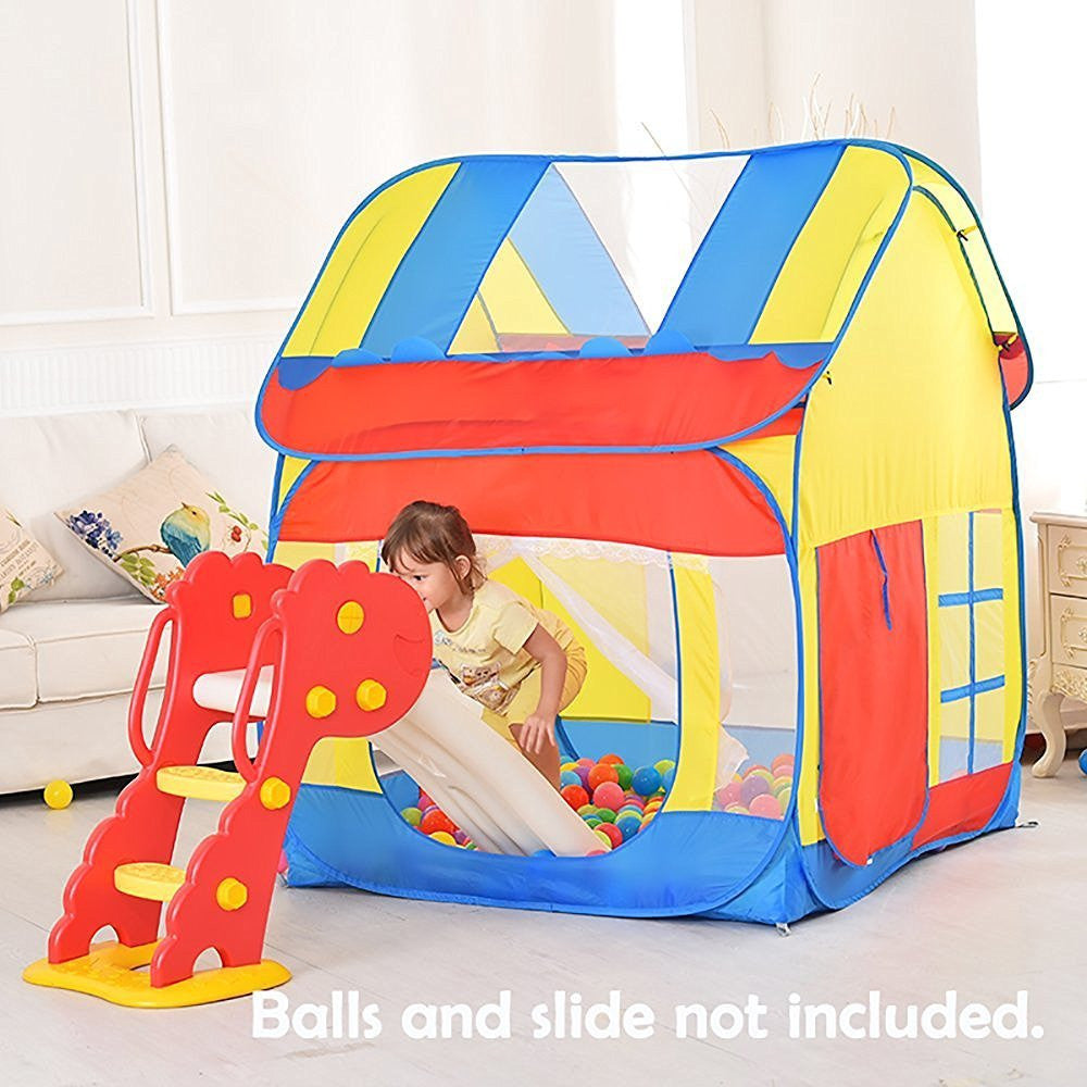 ... Kids Outdoor Indoor Fun Play Big Tent Playhouse 55.1x47.2-Inch ...  sc 1 st  TRUEDAYS & Kids Outdoor Indoor Fun Play Big Tent Playhouse 55.1x47.2-Inch ...