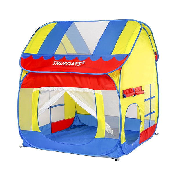 Kids Outdoor Indoor Fun Play Big Tent Playhouse 55.1x47.2-Inch ...  sc 1 th 225 & Kidsu0027 Play tent u0026 Tunnels | Playhouse | Swaddles | Toys u2013 TRUEDAYS