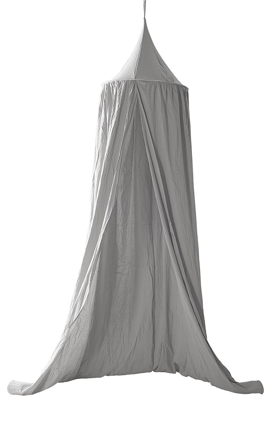 dome princess bed canopy bed curtain mosquito net for children room decorationgrey - Gray Canopy Decoration
