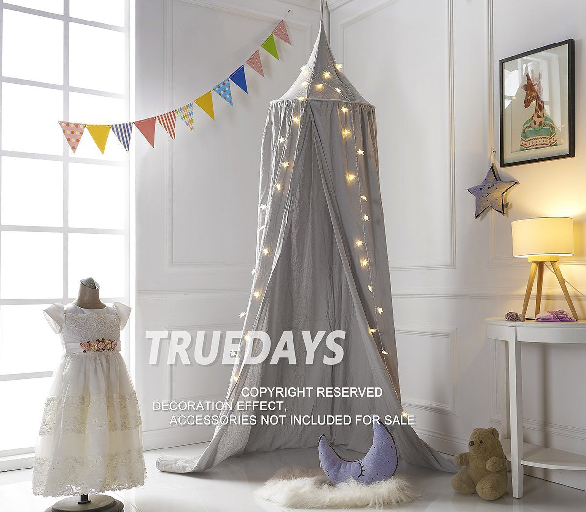 Canopy Bed Curtain dome princess bed canopy bed curtain mosquito net children room