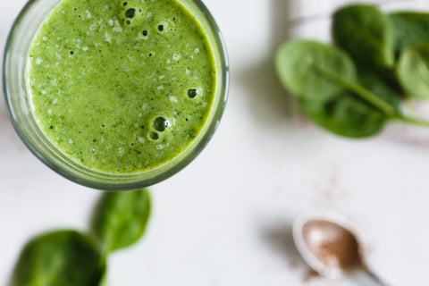 green juice for hair growth