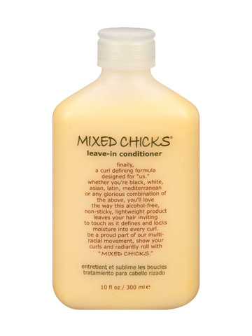 Mixed Chicks Frizz Control Leave-In Conditioner 10 fl.oz