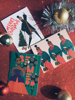 Christmas Card set