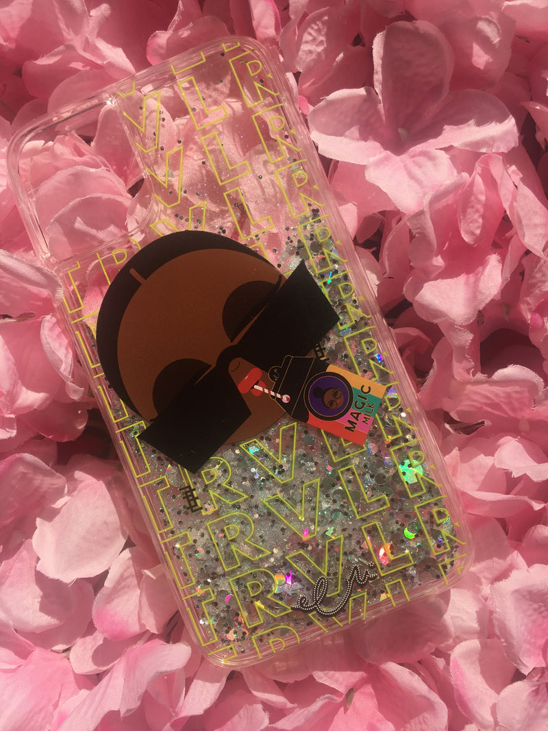 ALWAYS SHINING LIQUID GLITTER CASE
