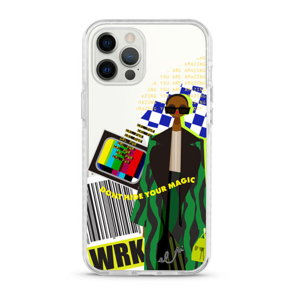 WRK IPHONE CASE