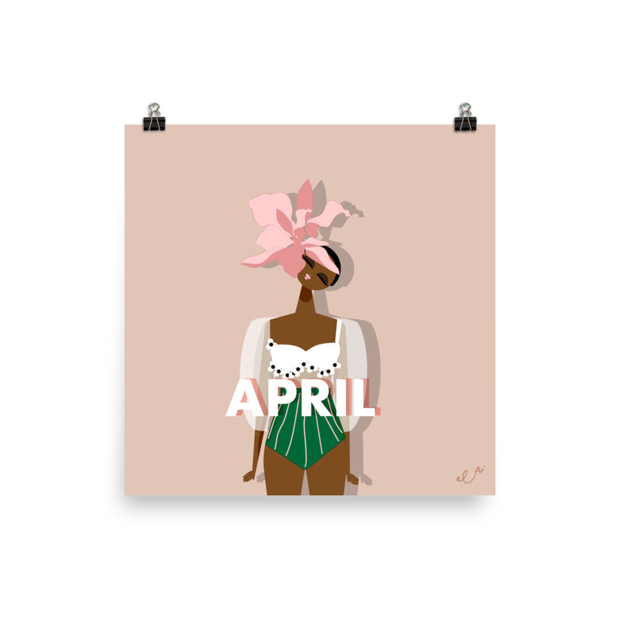 April Blooom
