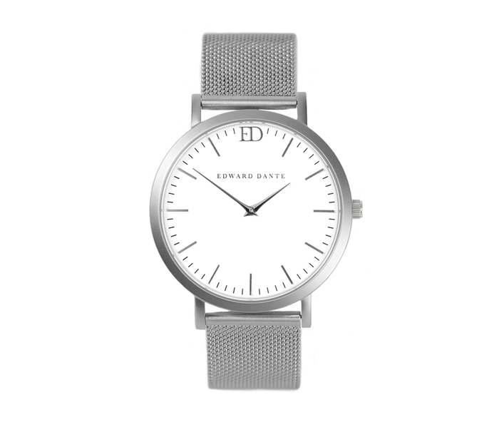 Marino Silver/White 42MM
