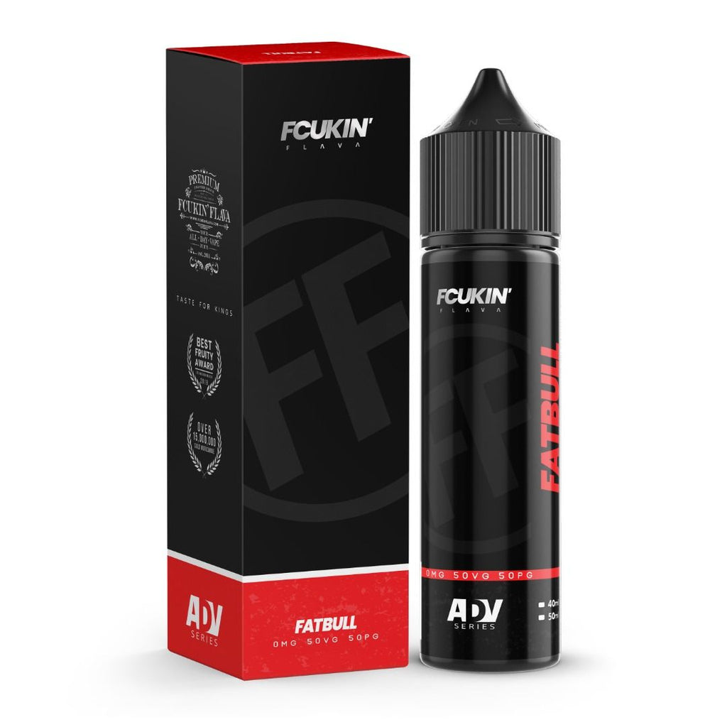 Fcukin' Flava 60 ml - Fatbull