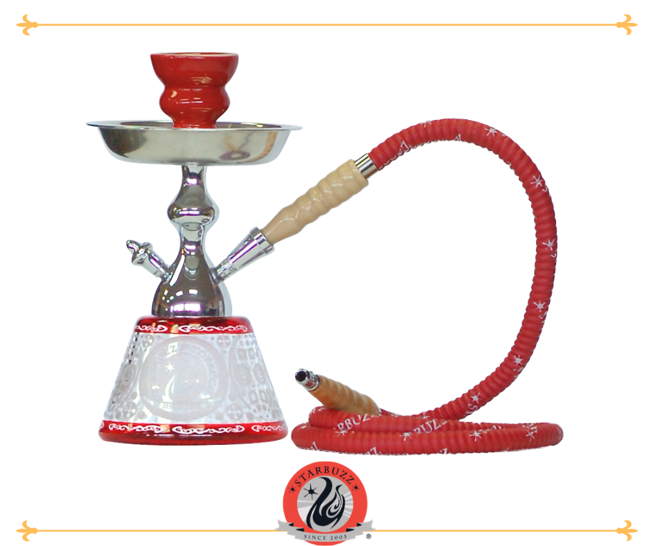 StarBuzz Phoenix Jr. - Red -   - Caesar Shisha