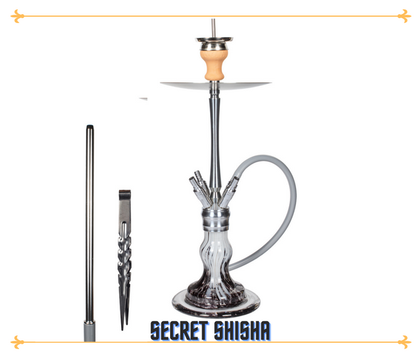 Secret Shisha Twister - Black