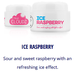 True Cloudz - Ice Raspberry -   - Caesar Shisha
