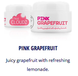 True Cloudz - Pink Grapefruit -   - Caesar Shisha
