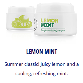 True Cloudz - Lemon Mint -   - Caesar Shisha