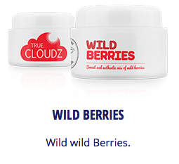 True Cloudz - Wild Berries -   - Caesar Shisha