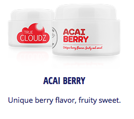 True Cloudz - Acai Berry -   - Caesar Shisha