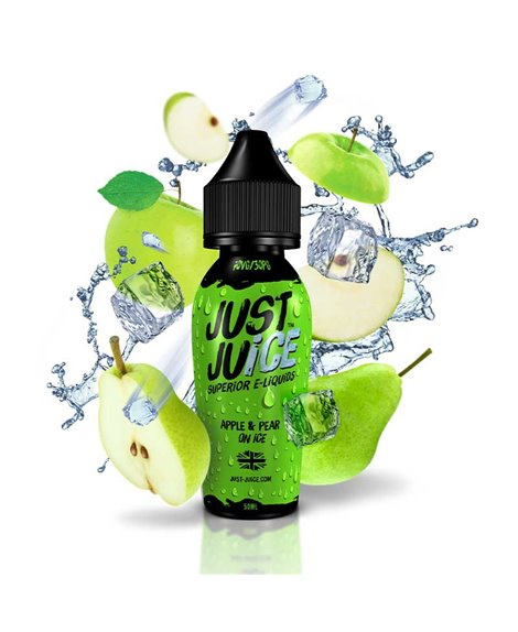 Just Juice - Apple & Pear on Ice