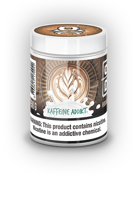 Kaffeine Addikt - 50g (Citrus & Ice Mint)