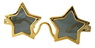 Gold Star Glasses
