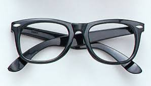 Geek Glasses (Austen Powers)