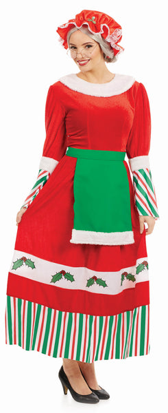 Traditional Mrs Claus