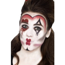 Queen Of Hearts Make Up Kit