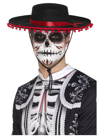 Day of the Dead Hat/Spanish Hat