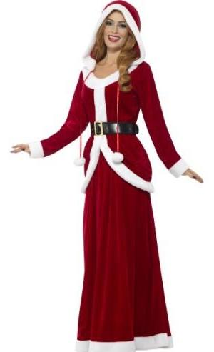 Elegant Mrs Claus