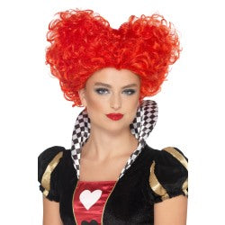 Heart Wig - Queen of Hearts
