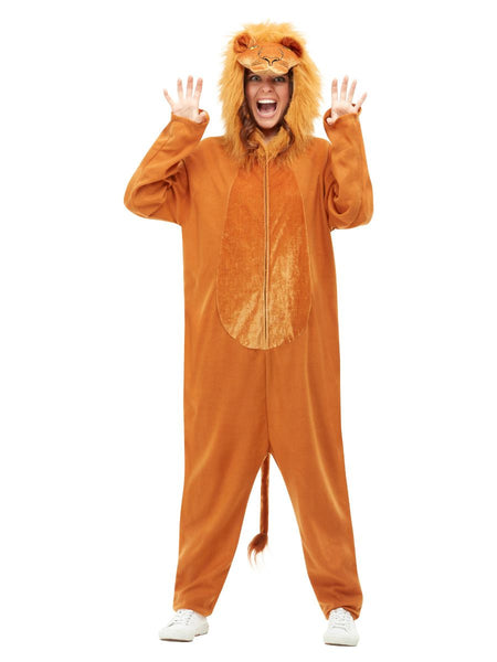 Lion Onesie - Adult