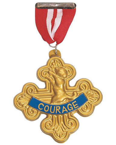 Lion's Courage Badge - Clearance Item