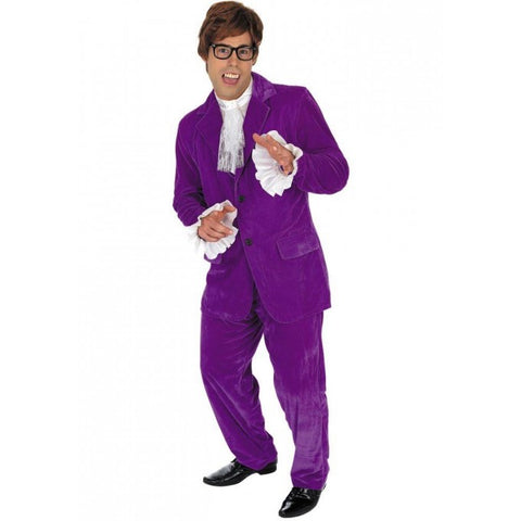 60's Purple Gigolo