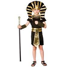 Egyptian Pharaoh child