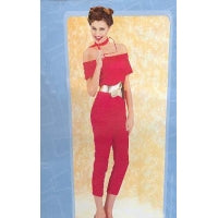50's Red Velvet Diva - Clearance Item