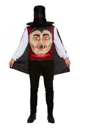 Vampire Jumbo Face Adult Costume