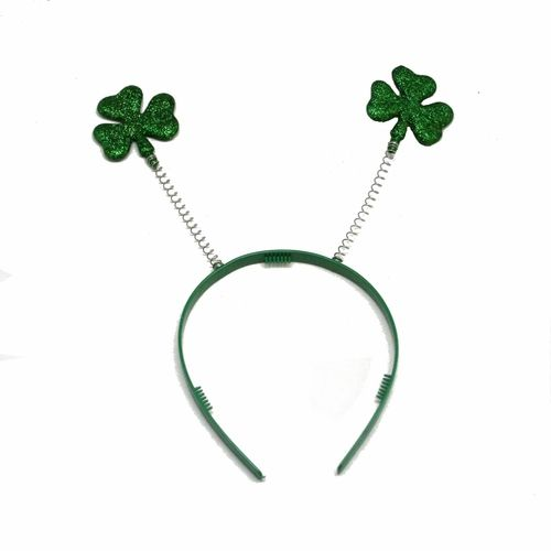 Irish Shamrock Head Boppers