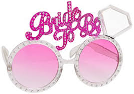 Bride-To-Be Glasses