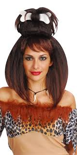 Crazy Cave Woman Wig - Clearance Item