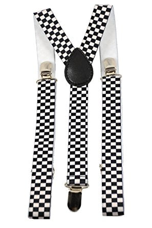 Checkered Braces