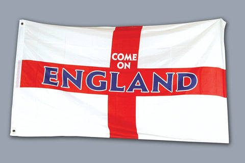Come on England Flag