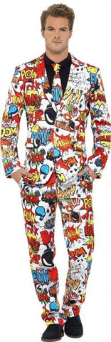 Comic Strip Standout Suit