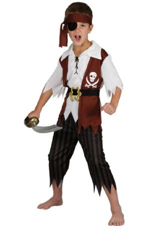 Little Pirate Boy