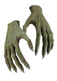 Harry Potter - Child Dementor Hands - Clearance