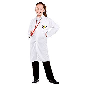 Child Doctor's Coat