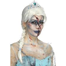 Frozen to Death Wig