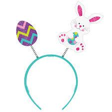 Easter Bunny and Egg Head Boppers