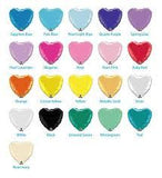 Foil Balloons - Plain Colours