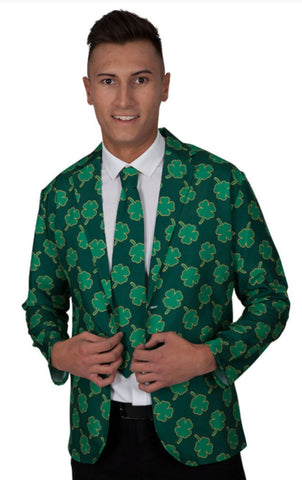 St. Paddy Jacket and Tie