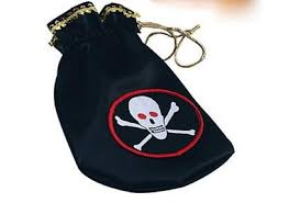 Pirate Coin Pouch