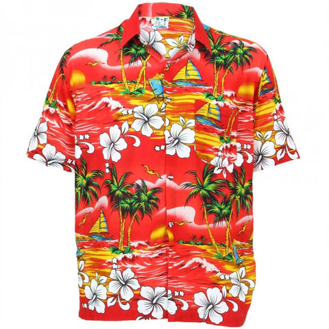 Hawaiian Beach Shirt
